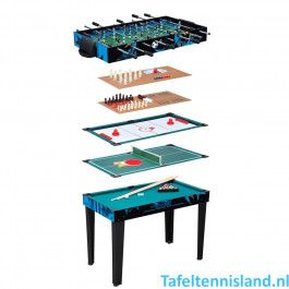 Multi Game Table 10-in-1