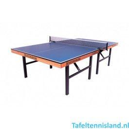 Heemskerk Tafeltennistafel Original indoor Blauw