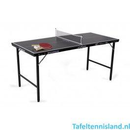 Heemskerk Tafeltennistafel Midi 800 indoor zwart