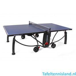 Heemskerk Tafeltennistafel 2250 indoor Blauw
