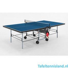 SPONETA Tafeltennis tafel SportLine S3-47i Indoor blauw