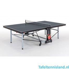 SPONETA Tafeltennis tafel SchoolLine S5-70i Indoor Grijs