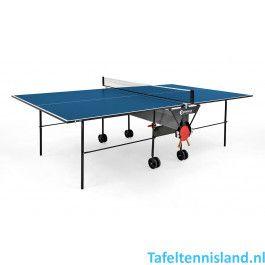Sponeta tafeltennistafel S1-13i indoor Blauw