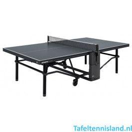 SPONETA Tafeltennis tafel SDL Black Outdoor