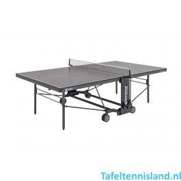 SPONETA Tafeltennis tafel ExpertLine S4-73e Outdoor Grijs