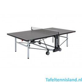 SPONETA Tafeltennis tafel SchoolLine S5-70e Outdoor Grijs