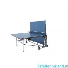 SPONETA Tafeltennis tafel SchoolLine S5-73e Outdoor Blauw