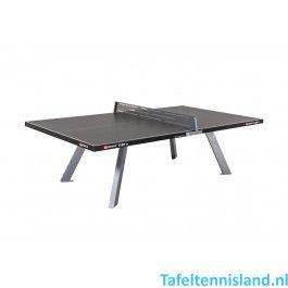 SPONETA Tafeltennis tafel S 6-80 e Outdoor Grijs