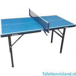 Buffalo Mini Tafeltennis tafel Deluxe blauw