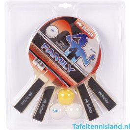 Buffalo Tafeltennis  Bat set Family