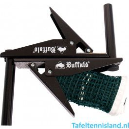 Buffalo Tafeltennis net setClip On