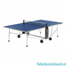 Cornilleau Tafeltennis Tafel Sport 100 Indoor Blauw