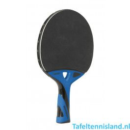 Cornilleau Tafeltennis batje Nexeo X90 Carbon Zwart/Blauw