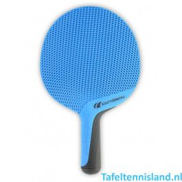 Cornilleau Tafeltennis batje Softbat Blauw