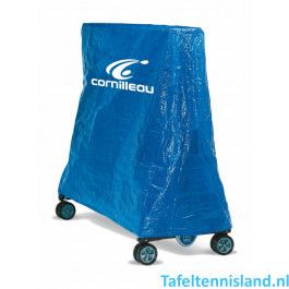 Cornilleau Tafeltennis Afdekhoes Blauw