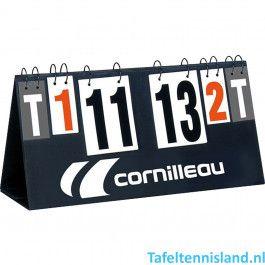 Cornilleau Tafeltennis Scorebord