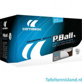 Cornilleau tafeltennisballen 72 st