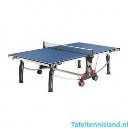 Cornilleau Tafeltennis Tafel Sport 500 Indoor Blauw