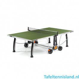 Cornilleau Tafeltennis Tafel Sport 300S Outdoor Groen