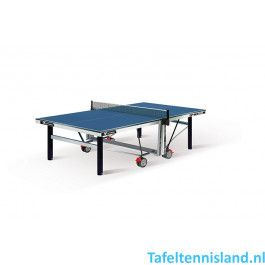 Cornilleau Tafeltennis Tafel Competition 540 ITTF Indoor Blauw