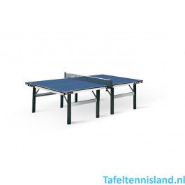 Cornilleau Tafeltennis Tafel Competition 610 ITTF Blauw
