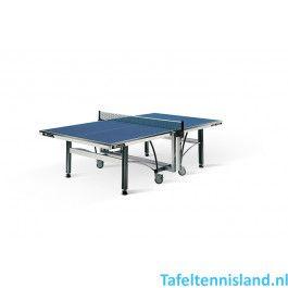 Cornilleau Tafeltennis Tafel Competition 640 ITTF Blauw