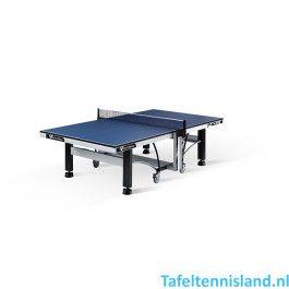 Cornilleau Tafeltennis Tafel Competition 740 ITTF Blauw