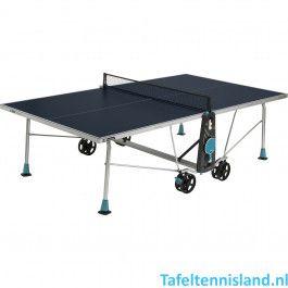 Cornilleau Tafeltennistafel 200X outdoor Blauw