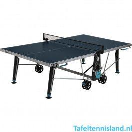 Cornilleau Tafeltennistafel 400X outdoor Blauw