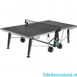 Cornilleau Tafeltennistafel 400X outdoor Grijs