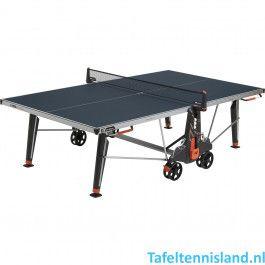 Cornilleau tafeltennistafel 500X outdoor Blauw