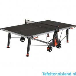 Cornilleau tafeltennistafel 500X outdoor zwart