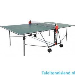 SPONETA Tafeltennis tafel HobbyLine S1-42i Indoor Groen