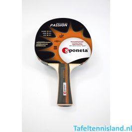 "SPONETA Tafeltennis batje ""Passion"""