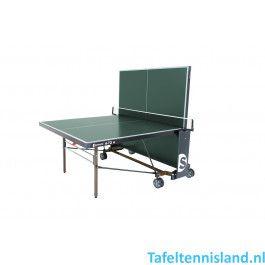 SPONETA Tafeltennis tafel ExpertLine S4-72e Outdoor Groen