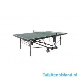 SPONETA Tafeltennis tafel ExpertLine S4-72i Indoor Groen