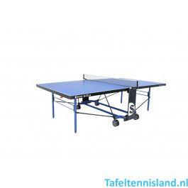 SPONETA Tafeltennis tafel ExpertLine S4-73e Outdoor Blauw