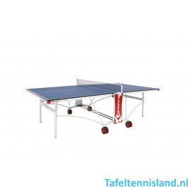 SPONETA Tafeltennis tafel SportLine S3-87i-W Indoor Blauw