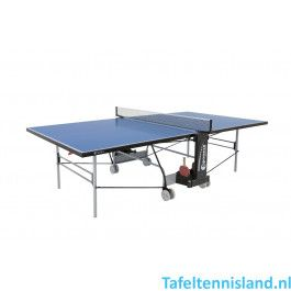 SPONETA Tafeltennis tafel SportLine S3-73e Outdoor blauw