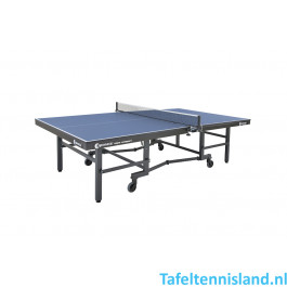 SPONETA Tafeltennis tafel ChampionLine Super compact S8-37i Indoor Blauw