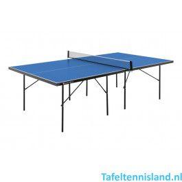 SPONETA Tafeltennis tafel HobbyLine S1-53e outdoor Blauw