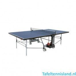 SPONETA Tafeltennis tafel SportLine S3-73i Indoor blauw