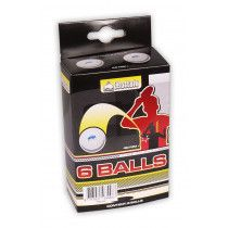 Buffalo tafeltennisballen 6 stuks