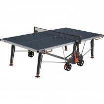 Cornilleau tafeltennistafel 600X outdoor zwart