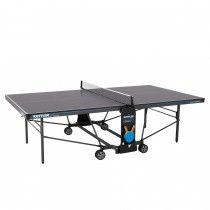Kettler tafeltennistafel K5 - indoor grijs / donkergrijs / blauw