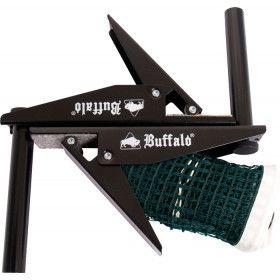 Buffalo Tafeltennis net setClip On