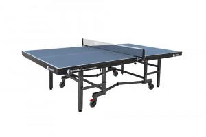 SPONETA Tafeltennis tafel ChampionLine Super compact S8-37 W Indoor Blauw
