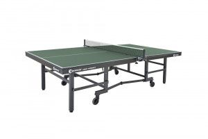 SPONETA Tafeltennis tafel ChampionLine Super compact S8-36i Indoor Groen